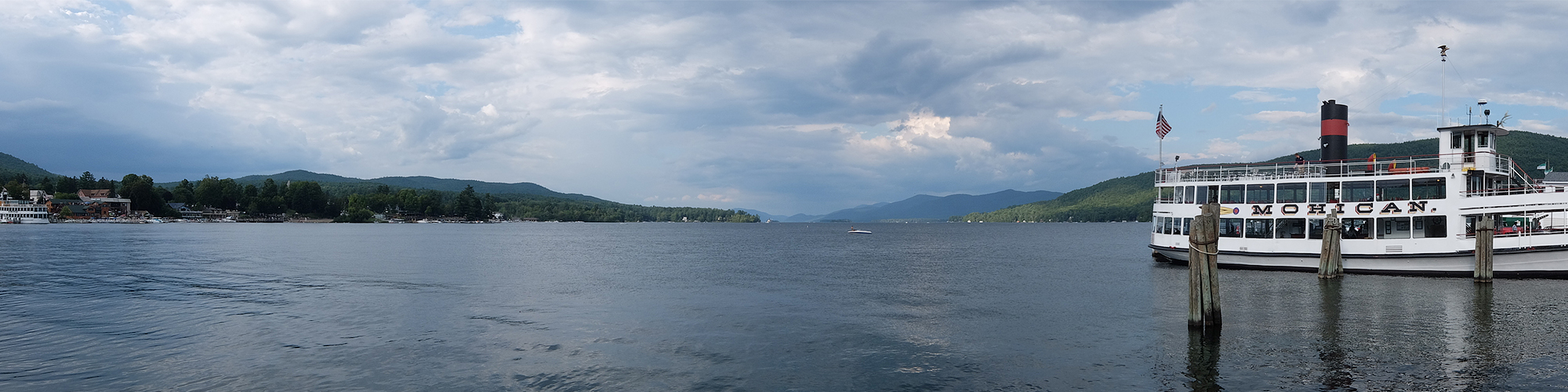 A Lake George Afternoon The Commoner